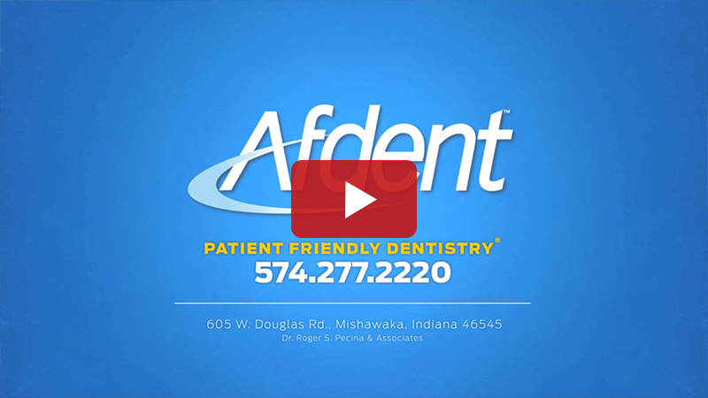 Afdent Typography Commercial by Brandon Tabor