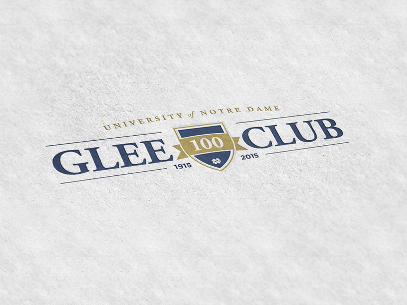 Glee Club Logo