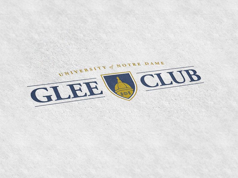 Glee Club Logo